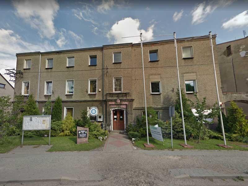 Urząd Miejski w Gorzowie ślaskim / Google Maps