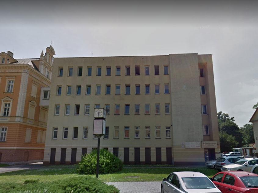 Starostwo Powiatowe w Kluczborku / Google Maps