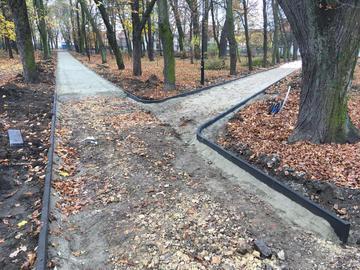 Galeria Duży Park w trakcie remontu