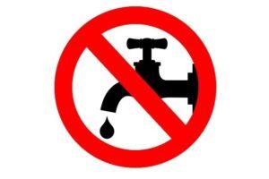 Komunikat – przerwa w dostawie wody