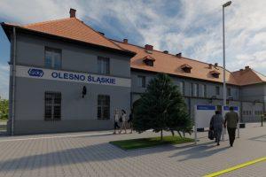 Jest przetarg na modernizację dworca w Oleśnie!
