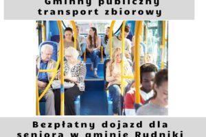 GMINNY PUBLICZNY TRANSPORT ZBIOROWY