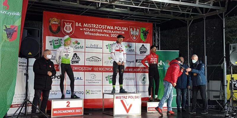 Wielki sukces. Patryk Stosz zdobył tytułu Wicemistrza Polski