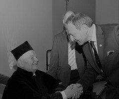 Zmarł prof. Franciszek Kokot, Honorowy Obywatel Olesna, nestor śląskich lekarzy, wybitny nefrolog i endokrynolog