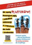 Nie spalaj plastików!