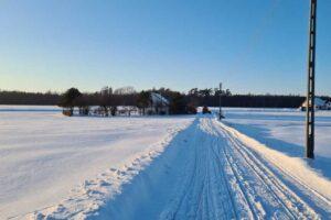 """O """"akcji zima"""" w gminie Olesno"""