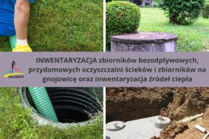 Inwentaryzacja zbiorników na terenie miasta i gminy – prośba o wypełnienie ankiety