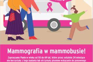 Profilaktyka ma znaczenie – mammobus w Oleśnie