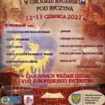 Międzynarodowy Turniej Rycerski w Biskupicach pod Byczyną
