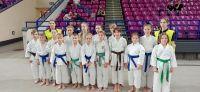 Najnowsze sukcesy kluczborskich karateków