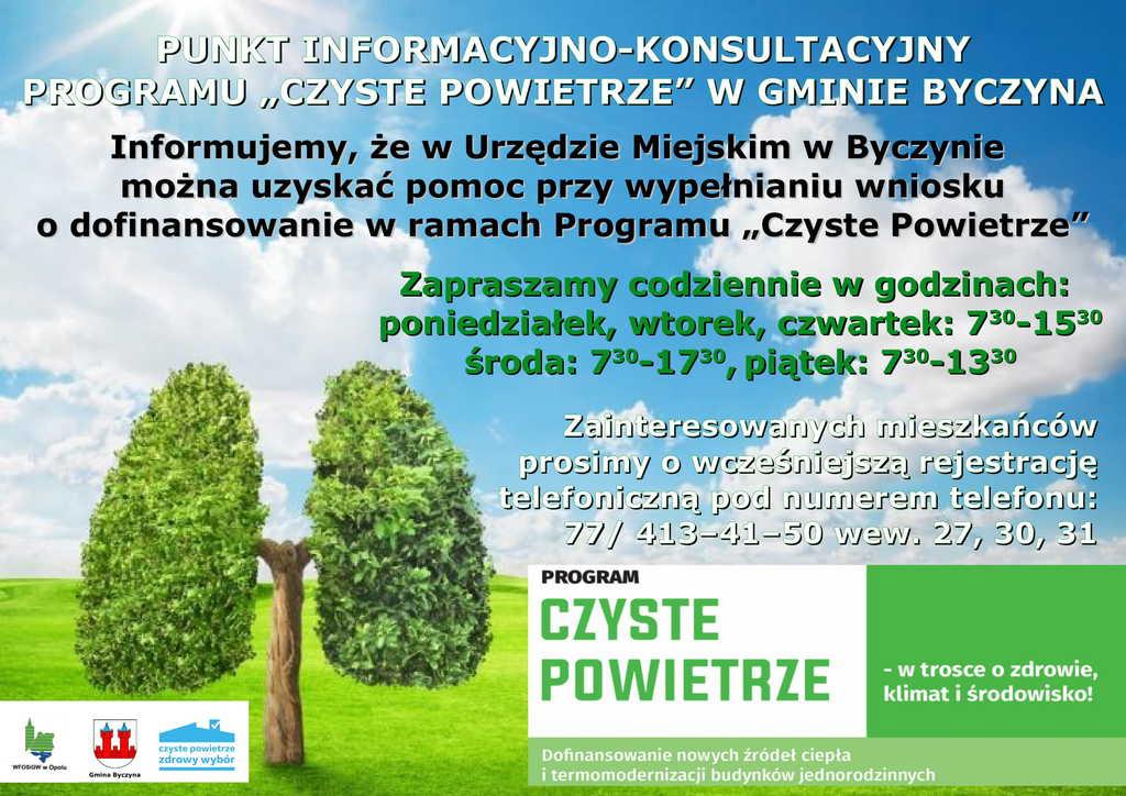 plakat Punkt Informacyjno-Konsultacyjny Czyste Powietrze-1.jpeg
