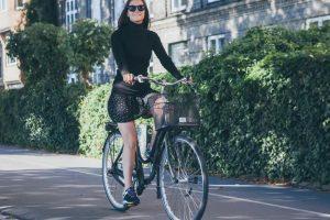 Zamiast auta…rower