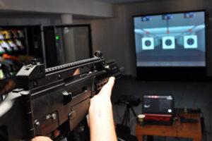 Wirtualna strzelnica w ZSO