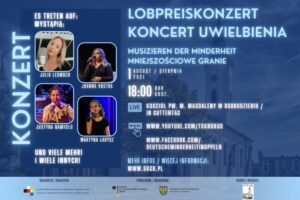 Koncert w Dobrodzieniu