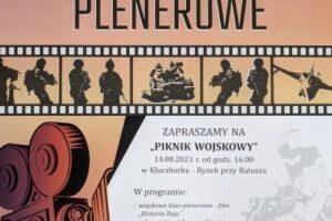 """""""Piknik Wojskowy"""" na kluczborskim Rynku"""