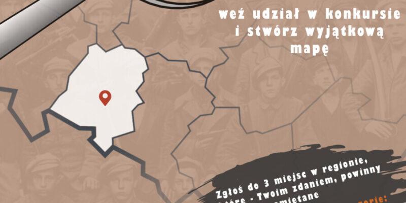 UWAGA KONKURS! Stwórz z nami mapę historii Opolszczyzny