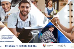 III edycja Centrum Wsparcia MŚP dla firm