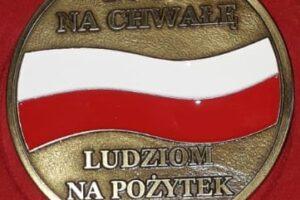 Strażacy ochotnicy z Rudnik na centralnych uroczystościach w Warszawie