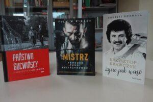 Nowości wydawnicze w bibliotece