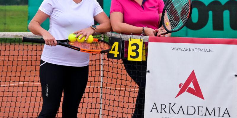 Finał II-ej edycji Oleskiej Ligi Tenisa