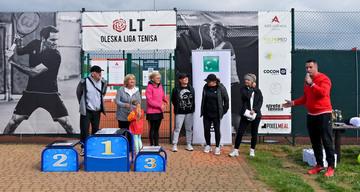 Galeria II Oleska Liga Tenisa