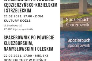Spacerownik po powiecie kluczborskim, namysłowskim i oleskim