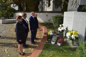 Olesno pamięta. 43. rocznica wyboru Karola Wojtyły na papieża.