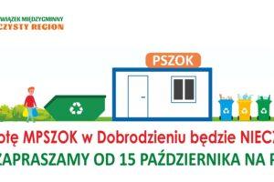 Informacja PSZOK
